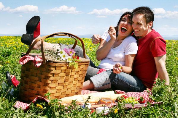 Фото жены на пикнике фото 371-378
