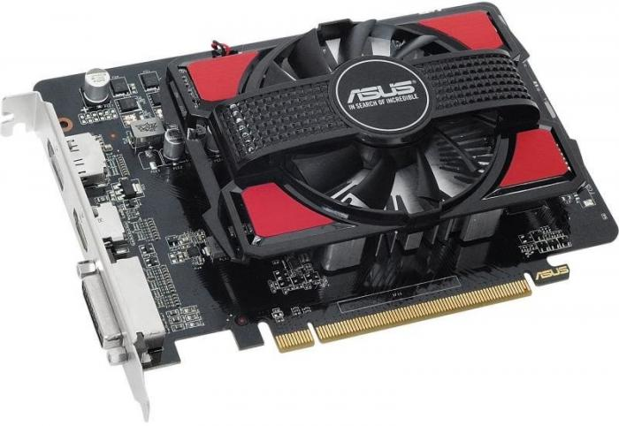 Radeon R7 250 2GB драйвер