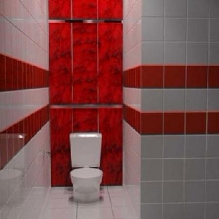 сантехнический экран в туалет купить