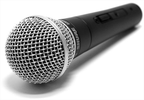 Как на планшете настроить микрофон?