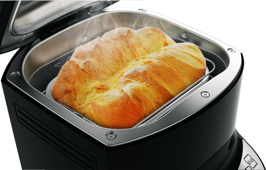 Домашний хлеб в хлебопечке рецепт