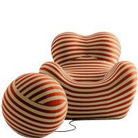 Intex Intex Pillow Rest Classic 66781 с насосом Надувная мебель Intex Надувная мебель